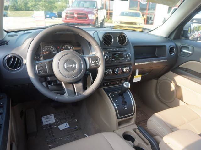 New 2015 Jeep Patriot Pinehurst Nc 1c4njpfa2fd400896