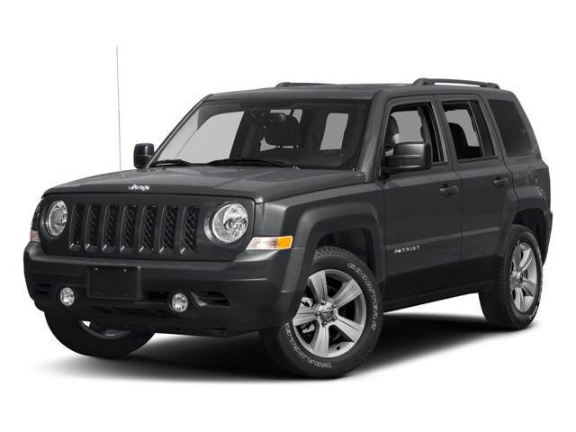 New 2017 Jeep Patriot Pinehurst Nc 1c4njpbb7hd120716