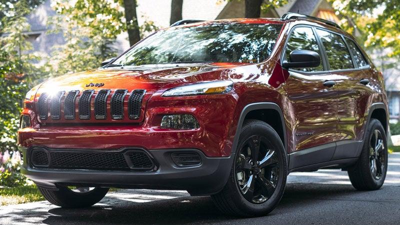 2018 Jeep Cherokee in Aberdeen, NC | Leith Chrysler Dodge Jeep Ram Aberdeen