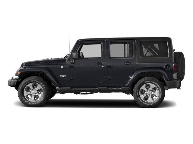 New 2018 Jeep Wrangler Jk Pinehurst Nc 1c4bjweg7jl837892