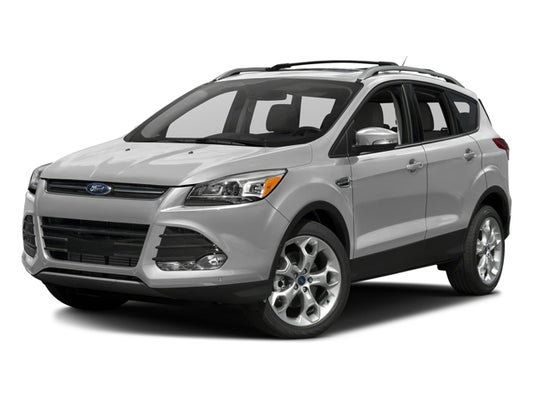 2016 Ford Escape Anium In Pinehurst Nc Leith Chrysler Dodge Jeep Ram Aberdeen