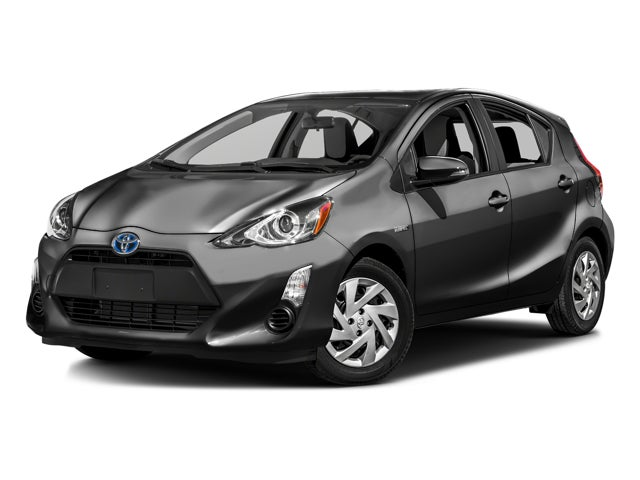 Superb 2016 Toyota Prius C 5dr HB One In Pinehurst, NC   Leith Chrysler Dodge Jeep