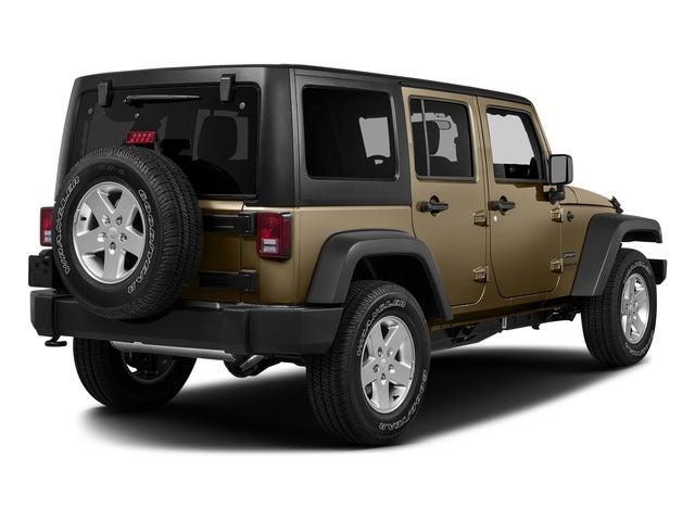 New 2018 Jeep Wrangler Jk Pinehurst Nc 1c4bjwdg6jl838761