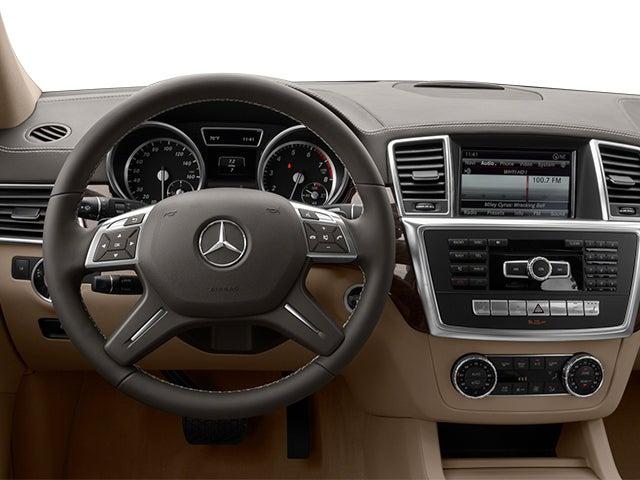 2014 Mercedes Benz GL Class 4MATICR 4dr 450 In Pinehurst NC