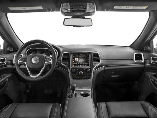 2016 Jeep Grand Cherokee Rwd 4dr Overland In Pinehurst Nc Leith Chrysler Dodge
