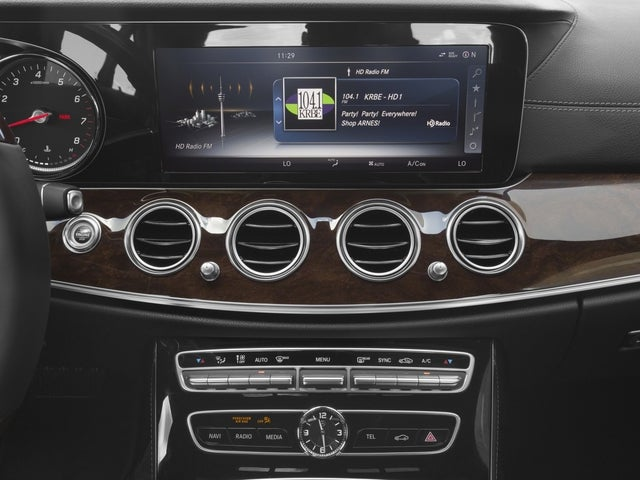 Used 2017 Mercedes Benz E Class Fayetteville Nc