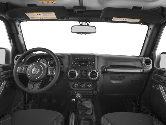 2018 Jeep Wrangler Unlimited Sahara 4x4 In Pinehurst, NC   Leith Chrysler  Dodge Jeep Ram