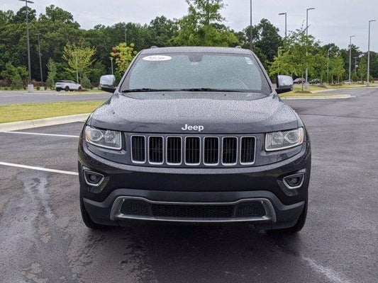 Used 2015 Jeep Grand Cherokee Fayetteville Nc 1c4rjebg8fc615009