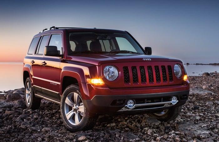 2016 Jeep Patriot Aberdeen Nc